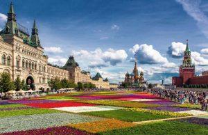 Galerías GUM de Moscú