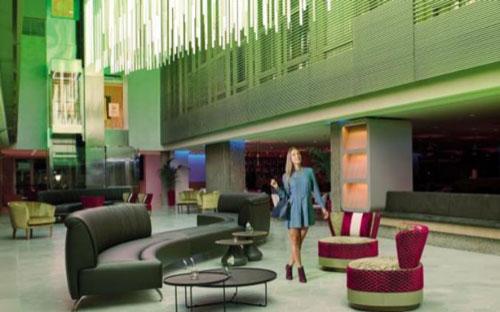 Worktel oficina por horas en hoteles meet in for Oficinas por horas