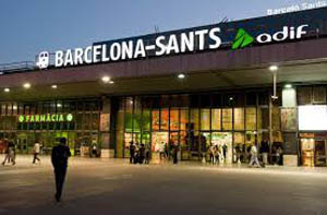 Sixt barcelona sants