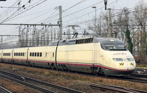 Renfe tercera frecuencia barcelona par s meet in for Renfe barcelona paris