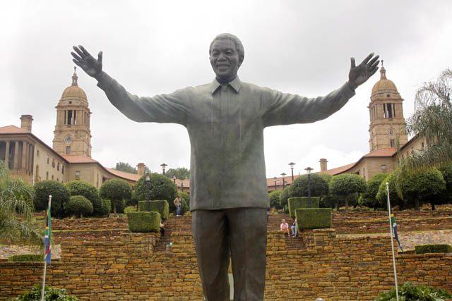 Pretoria_Jardines de Union Buildings