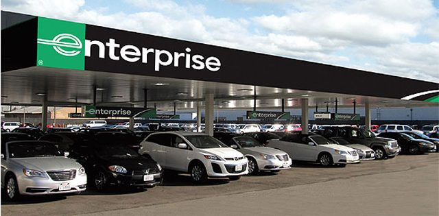 Enterprise Car Hire Heathrow Airport Uk