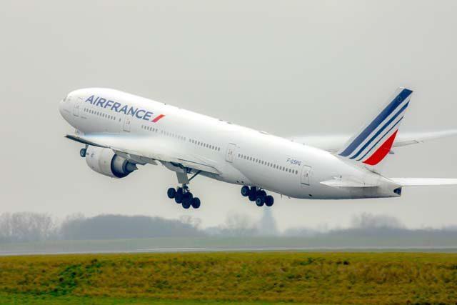 Air France nueva ruta a Taipéi