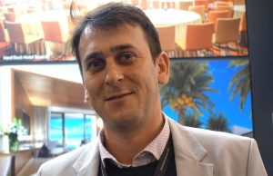 Borja Martínez, director de Meetings & Events para Europa de Palladium Hotel Group