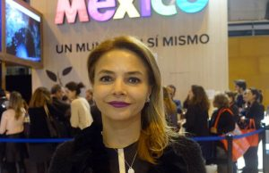 Carla Humphrey. CDMX