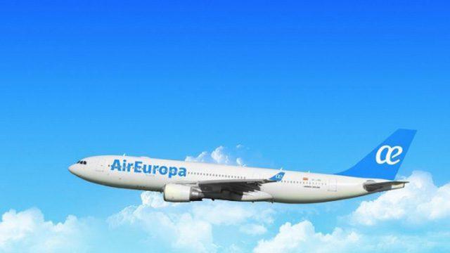 Air Europa promoción minimax