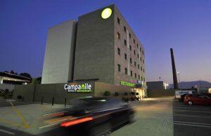 hoteles campanile sensor satisfacción clientes