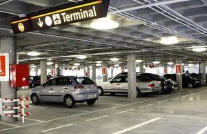 parking aena pago por movil