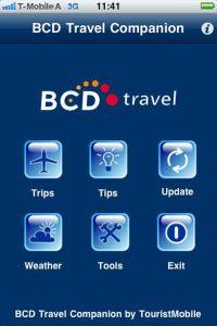 BCD Travel pantallazo