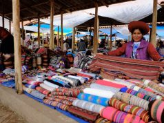 Mercadillo de Chinchero