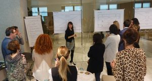 MPI Iberian Chapter. Event Design Canvas
