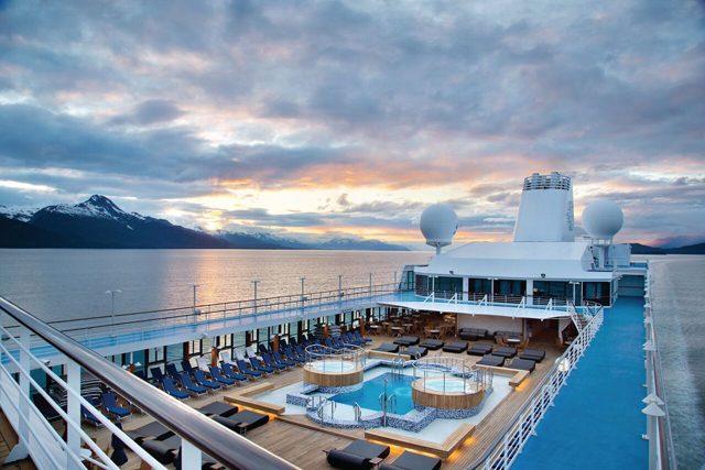 Oceania Cruises Vuelta al mundo 2020