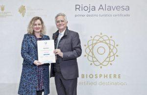 rioja alavesa sello biosphere