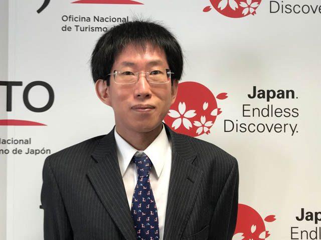 Hajime Kishi JNTO Japón