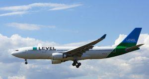 Level vuelos Boston Barcelona
