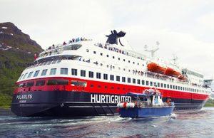 Hurtigruten plastic free