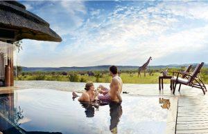 Sudáfrica Wellness en lodge