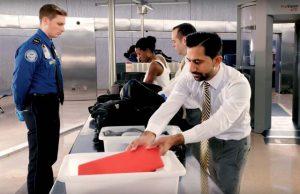 controles de seguridad aeropuertos