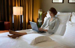 estudio booking preferencias viajeros de negocio