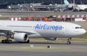Air Europa ruta a Düsseldorf