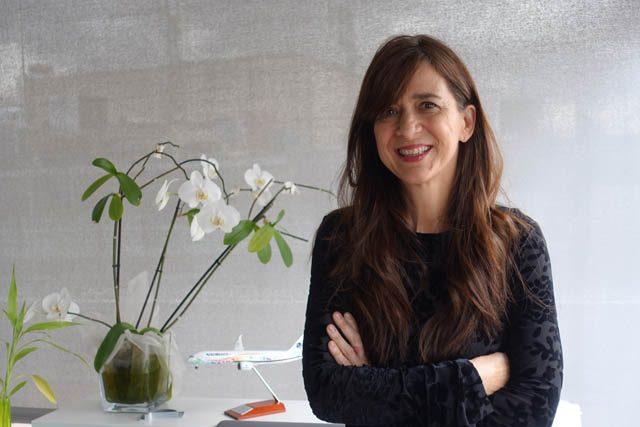 Sonia Oliveras Aeroméxico España