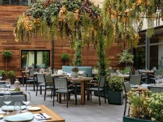 Vincci Soho terraza NoMad Food & Bar