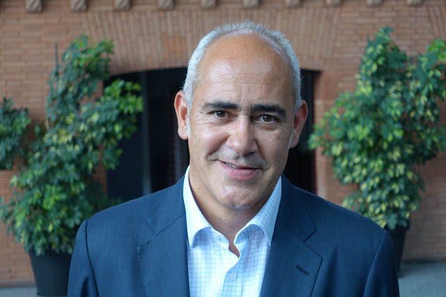 Fernando Suárez de Góngora, director general de Emirates en España