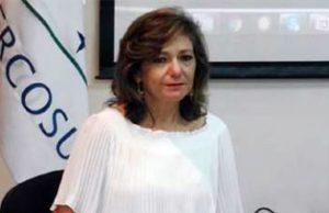 Marcela Bacigalupo, ministra de Turismo de Paraguay