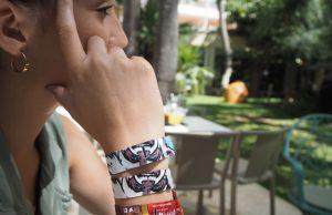 pulsera Meliá
