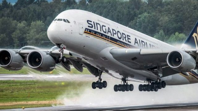 singapore airlines frecuencias japon