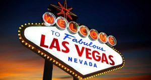 KLM ruta Las Vegas