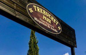 castillo de belmonte trebuchet park