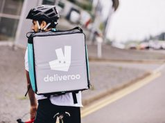 deliveroo for business catering eventos
