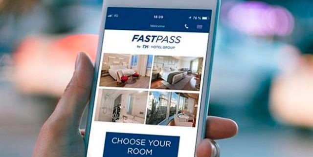 NH Hotel Group fastpass