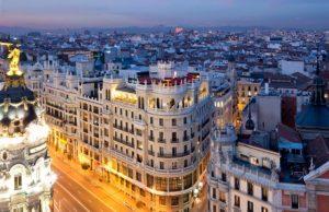 hoteles Madrid 5 estrellas