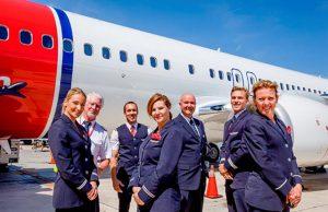 norwegian vuelo a Boston