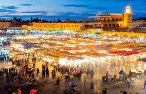 Air Europa vuelos a Marrakech