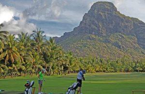 Beachcomber Paradis_golf