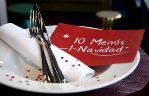 Catalonia hotels & resorts 10 menús 1 Navidad