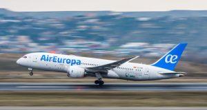 Air Europa más rutas de largo radio