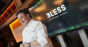 BLESS Hotel Madrid ETXEKO Madrid Martin Berasategui