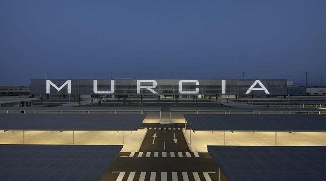 Murcia Estrena Aeropuerto Meet In