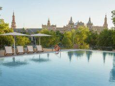Meliá Sevilla_piscina