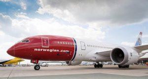Norwegian ruta a Chicago