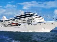 Oceania Cruises Vuelta al mundo Insignia