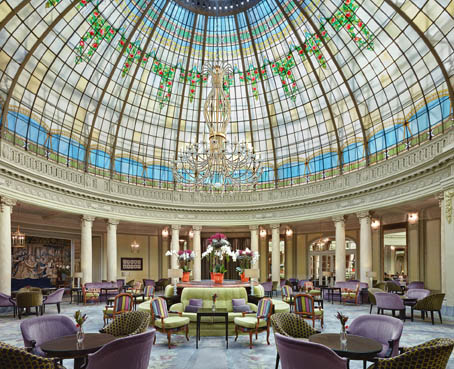 The Westin Palace Madrid_La Rotonda