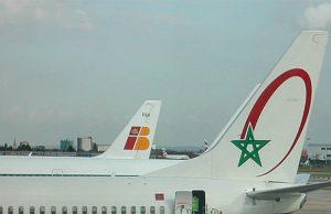 iberia royal air maroc ampliación código compartido