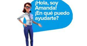 Amadeus chatbot Amanda