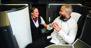 British Airways asientos business Club Suite