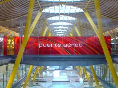 Iberia puente aéreo Avios